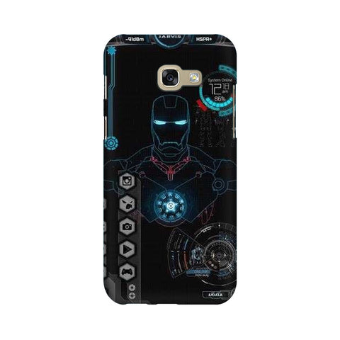 Jarvis SAMSUNG Mobile Cover - Trend Eve