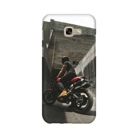 Biker Boy SAMSUNG Mobile Cover - Trend Eve