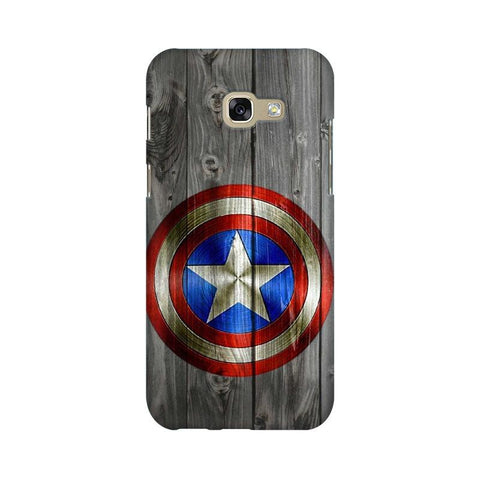 Captain America SAMSUNG Mobile Cover - Trend Eve