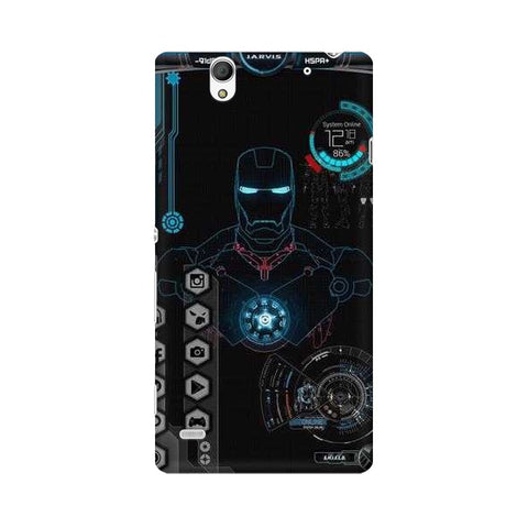 Jarvis Sony Mobile Cover - Trend Eve