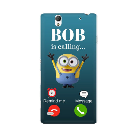 Bob Calling Sony Mobile Cover - Trend Eve