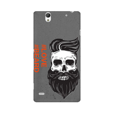 Love Beard Sony Mobile Cover - Trend Eve