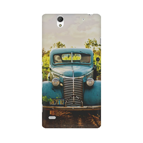 Old Truck Sony Mobile Cover - Trend Eve
