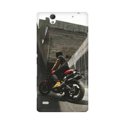 Biker Boy Sony Mobile Cover - Trend Eve
