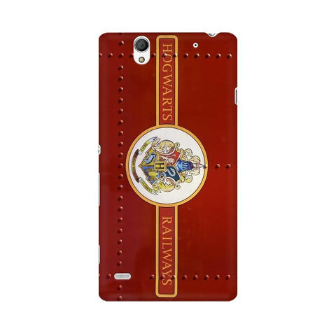 Hogwarts Railways Sony Mobile Cover - Trend Eve