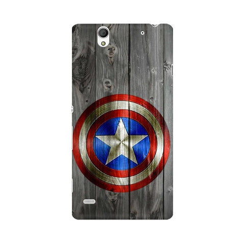 Captain America Sony Mobile Cover - Trend Eve