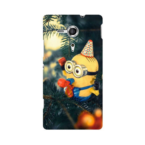 Minion Party Sony Mobile Cover - Trend Eve