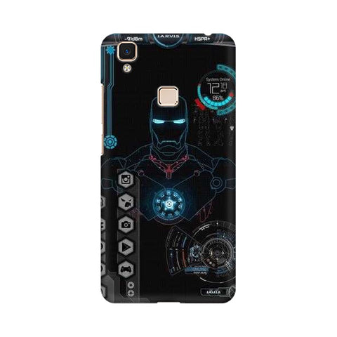 Jarvis Vivo Mobile Cover - Trend Eve