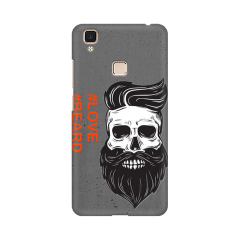 Love Beard Vivo Mobile Cover - Trend Eve