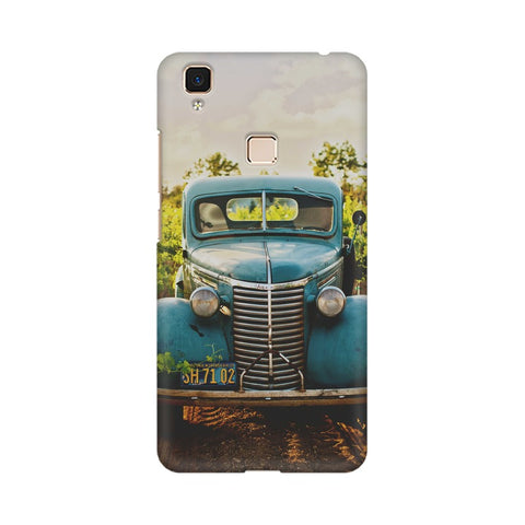Old Truck Vivo Mobile Cover - Trend Eve