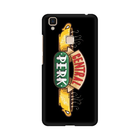 Central Perk Vivo Mobile Cover - Trend Eve