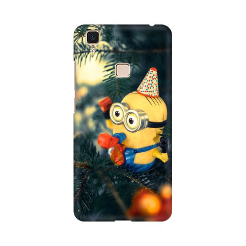 Minion Party Vivo Mobile Cover - Trend Eve