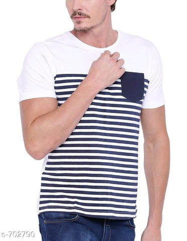 Men's Elegant Cotton T-Shirts Vol 12.3 - Trend Eve