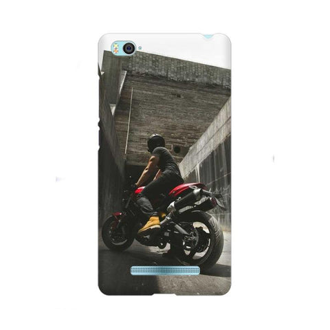 Biker Boy Xiaomi Redmi Mobile Cover - Trend Eve