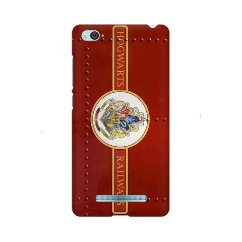 Hogwarts Railways Xiaomi Redmi Mobile Cover - Trend Eve