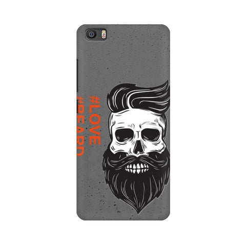 Love Beard Xiaomi Redmi Mobile Cover - Trend Eve