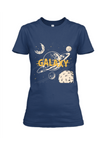 Galaxy Astronaut T-Shirt for Women - Trend Eve