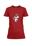 Astronaut T-Shirt for Women - Trend Eve