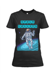 Space Calling T-Shirt for Women - Trend Eve