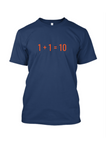 Binary T-Shirt for Men - Trend Eve