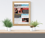 Personalized Newspaper - Trend Eve