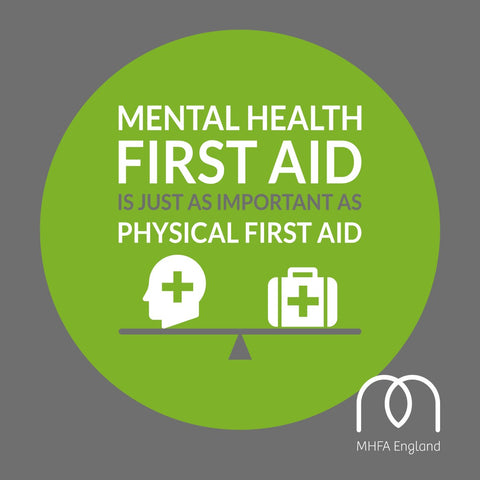 'Mental Health First Aid' Qualification
