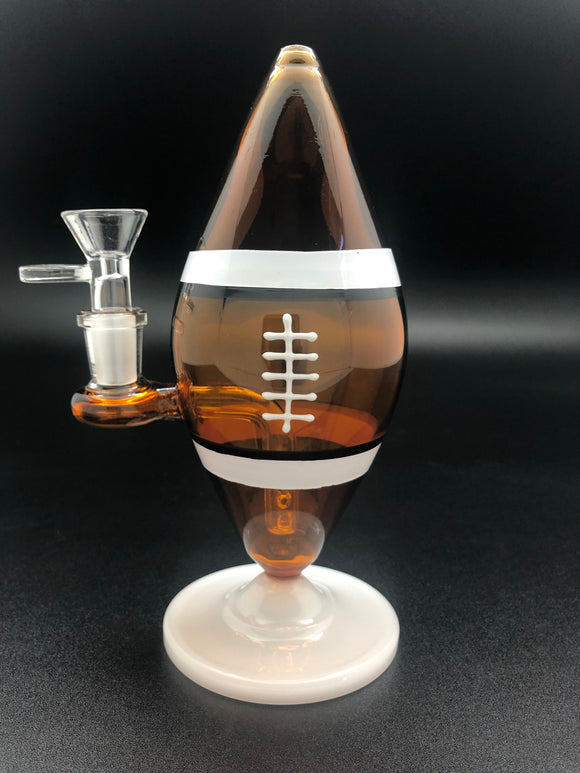 8inch Football Bubbler Bubblers Owl Pack