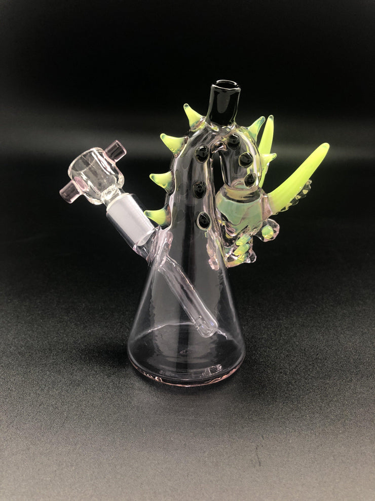 5inch Dragon Bubbler Bubblers Owl Pack
