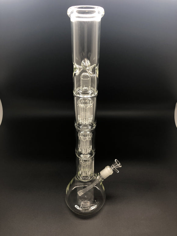 21inch Triple Tree Percolator Bong
