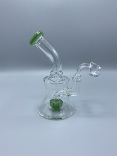 7inch Disc Perc Rig Set Rigs Owl Pack