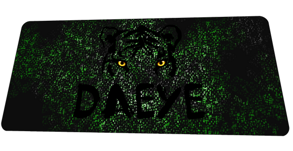 Daeye's Official Mousepad
