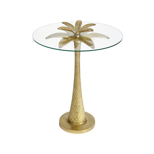 Palm Table Gold