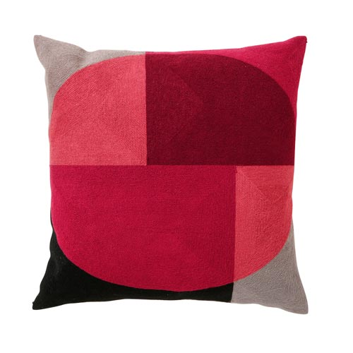 Zodiac Pink Grey Cushion