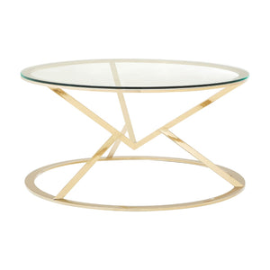 Allure Round Coffee Table