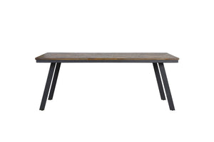 Ceira Dining Table Grey Wood