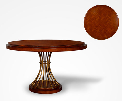 Claridge Round Dining Table