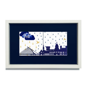 Irish Weather Limited Edition Framed Duo