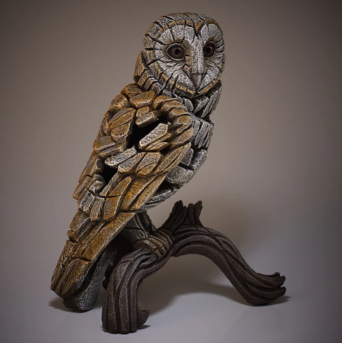 Barn Owl Sculpture