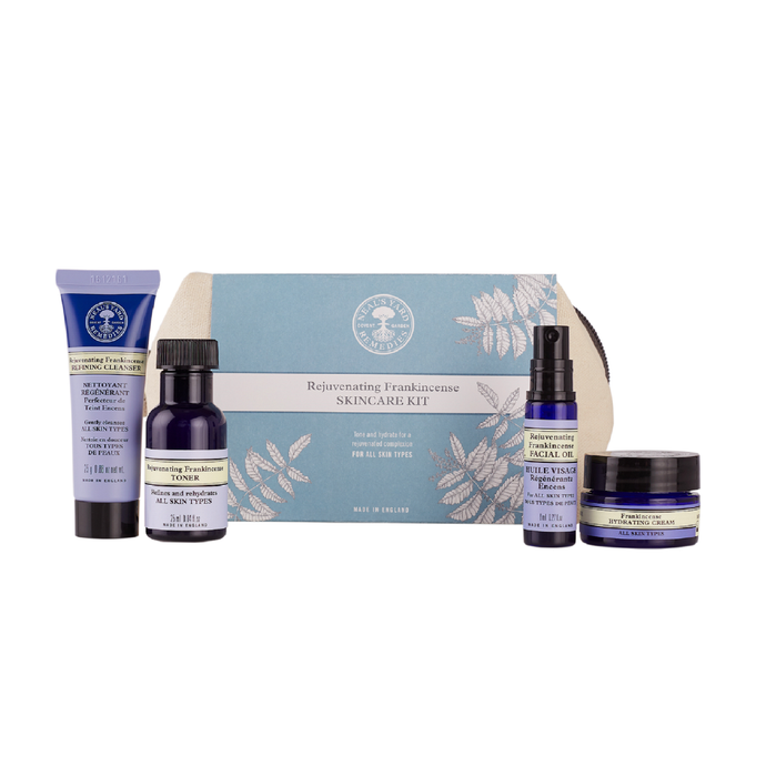 Rejuvenating Frankincense Skincare Kit