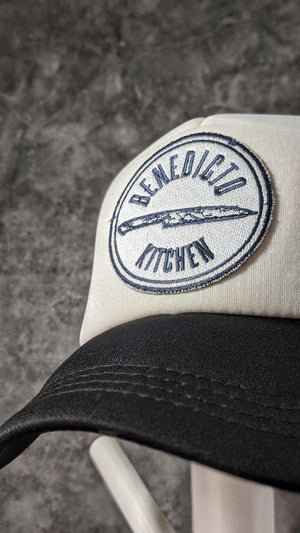 Benedicto Kitchen Trucker Cap