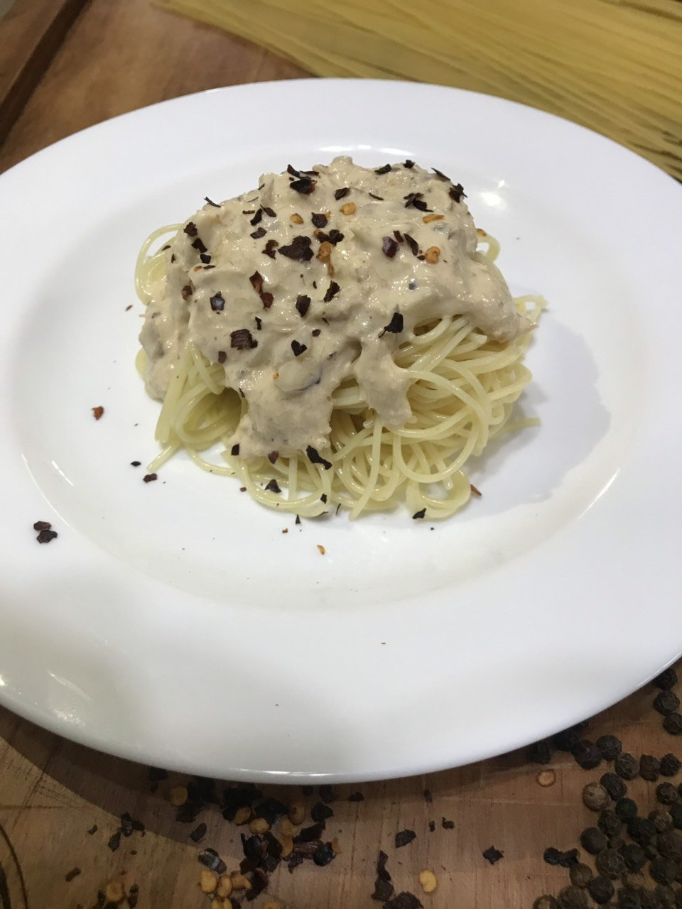 Crab Meat Pasta for sale | Benedicto Kitchen
