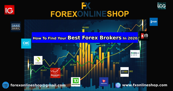 How To Find Your Best Forex Brokers In 2020