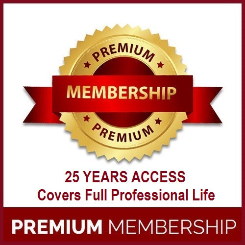 Yearly Premium Membership