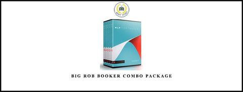 Big Rob Booker Combo Package