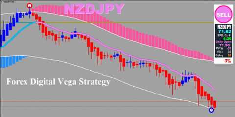Forex Digital Vega Strategy