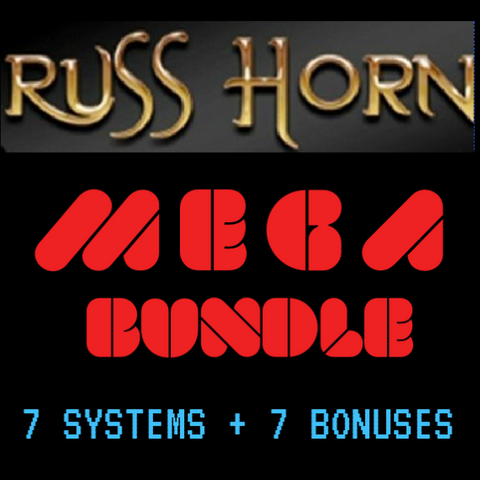 Russ Horn MEGA Bundle – 14 Programs