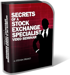 Secrets Of a Stock Exchange by Steven Primo