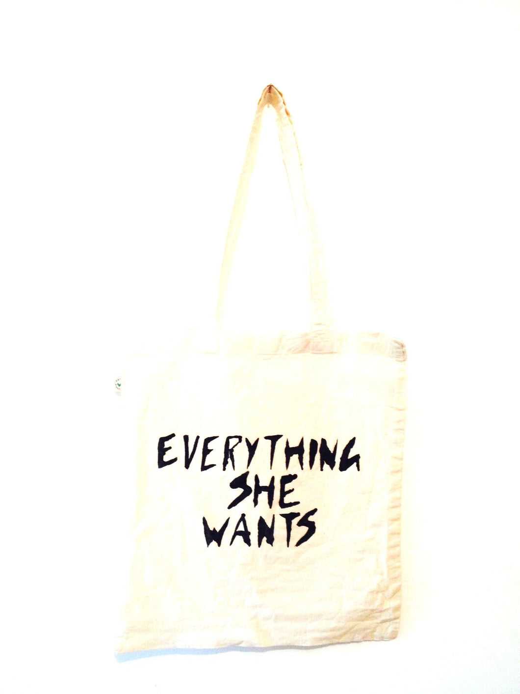 Everything She Wants Tote