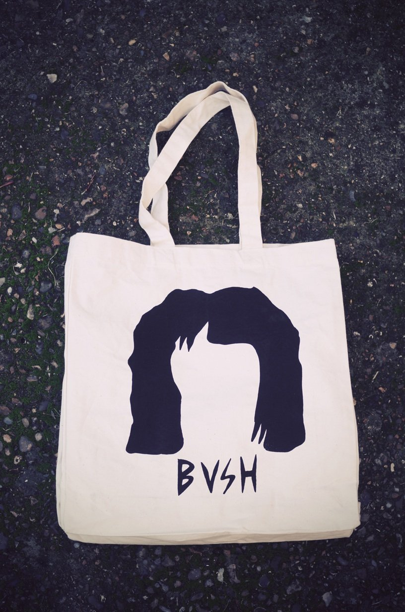 Kate Bush Shopper