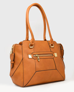 88777 Front Zip Tote Wholesale